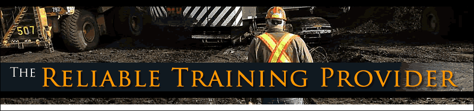The Reliable Training Provider